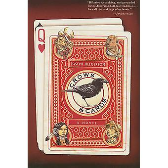 Crows and Cards by Joseph Helgerson - 9780547339092 Book