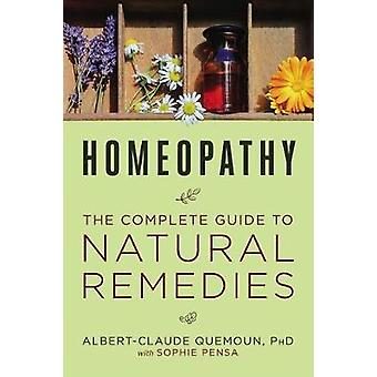 Homeopathy by Albert-Claude Quemoun - 9781454926375 Book
