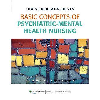 Basic Concepts of Psychiatric-mental Health Nursing (8th Revised edit