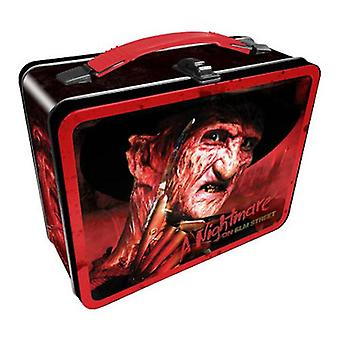 A nightmare on elm street tin carry all fun box