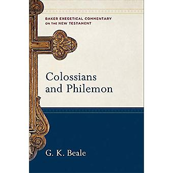 Colossians and Philemon by G. K. Beale - 9780801026676 Book