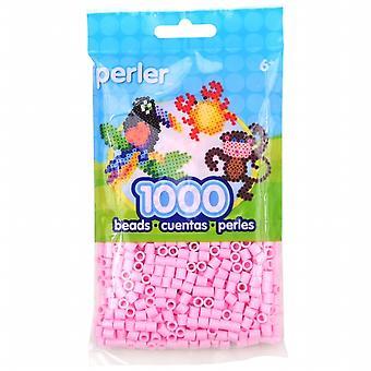Perler Beads 1,000/Pkg-Light Pink