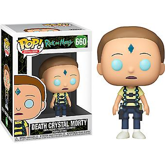 Rick and Morty Morty Death Crystal Pop! Vinyl