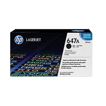 Hp 647A Black Toner 8500 Page Yield