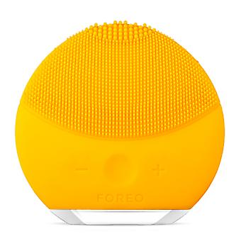Facial Cleansing Brush Luna Mini 2 Foreo Yellow