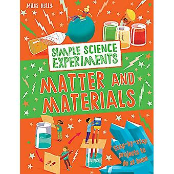 Enkla vetenskapliga experiment - materia och material av Chris Oxlade - 97
