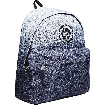 Hype Speckle Fade Backpack Bag Black 86
