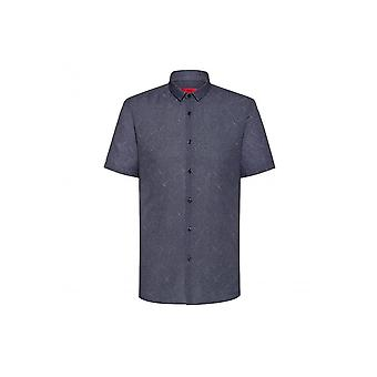Hugo Boss Empsonw Extra Slim Fit Sininen paita