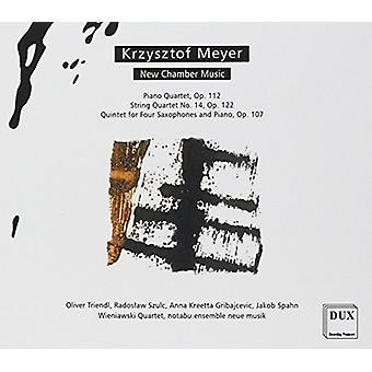 Meyer / Triendl - New Chamber Music [CD] USA import