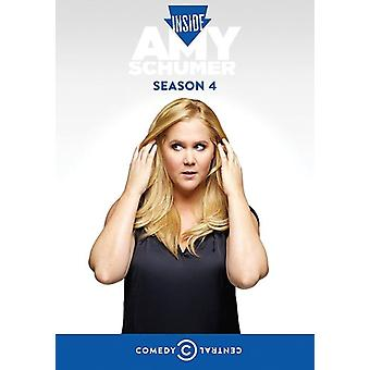 Inside Amy Schumer: Season Four [DVD] USA import