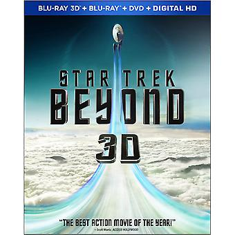 Star Trek yli [Blu-ray] USA tuonti