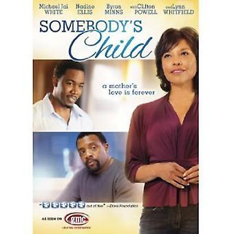 Somebody's Child [DVD] USA import