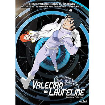 Time Jam: Valerian & Laureline [DVD] USA import