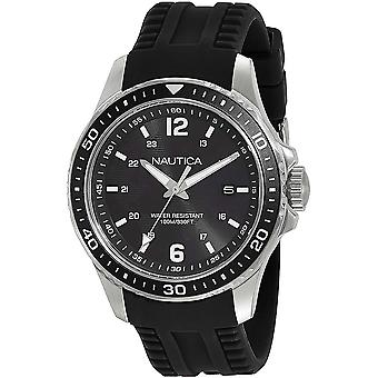 Nautica Watch NAPFRB001 - Silicon Gents Quartz Analog