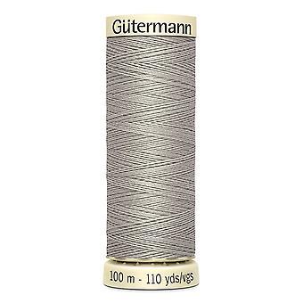 Gutermann Ommella-all 100 % Polyesteri Thread 100m Käsi ja kone värikoodi - 118