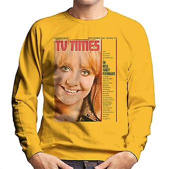 TV keer Lulu 1967 Cover mannen Sweatshirt