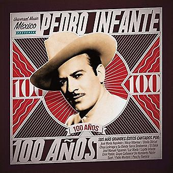 Various Artist - Pedro Infante: 100 Anos [Vinyl] USA import