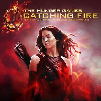 Various Artists - Hunger Games: prendre feu [Deluxe] [CD] USA import