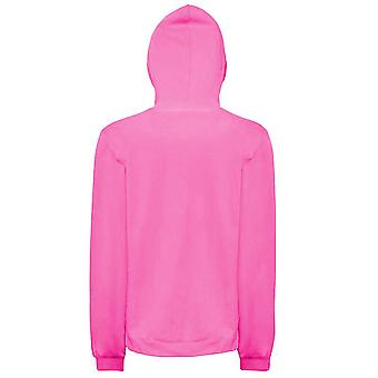 Comfort Colors Womens/Ladies Full Zip Hooded Sweatshirt