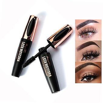 Mascara For Eyelashes Extension Long Lasting 4d Silk Fiber Eyelash Mascara