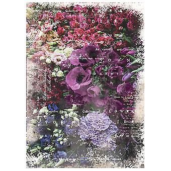 Re-Design with Prima Giselle 19x30 Inch Mulberry Tissue Paper