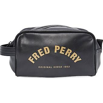 Fred Perry Authentics Branded Wash Bag