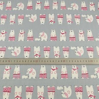 100% Cotton Fabric Telas Tissu, Cartoon Animal Flower Series Ankara Fabric