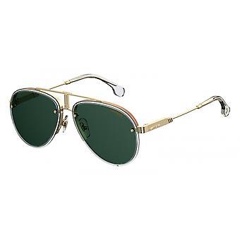 Sunglasses Unisex Glory 005/QT transparent/gold