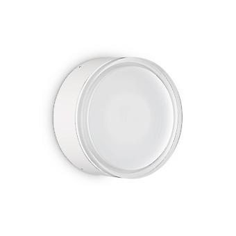 Ideal Lux Urano - 1 Luz de techo flush luz blanca