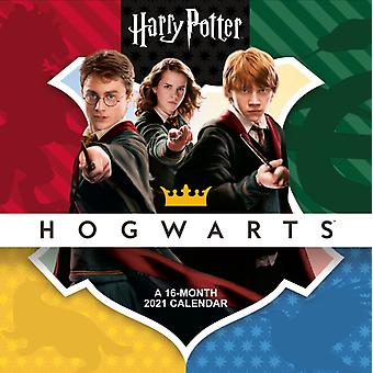 Harry Potter 2021 Kalender Offisiell Square Wall Format Kalender