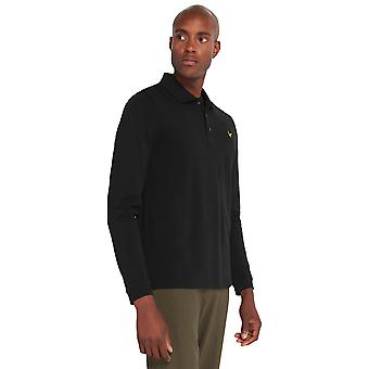 Lyle & Scott LS Polo Shirt - Jet Black
