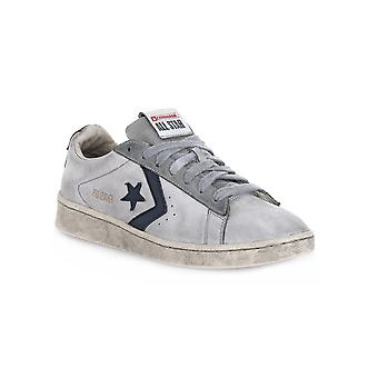Converse pro leather og ltd navy smoke in fashion sneakers