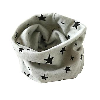 Autumn Winter Collar Baby Scarf Cotton O Ring Neck Scarves  Newborn Winter