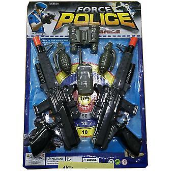 Police Twin Guns & Accessories
