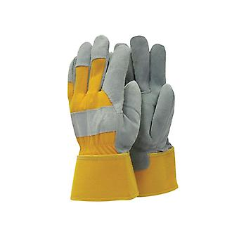 Town & Country TGL409 Mens Leather Palm Gloves T/CTGL409