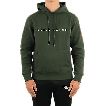 Daily Paper Alias Hood Green 2021107FOREST GREEN Top