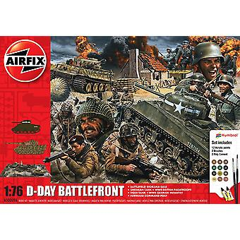 Airfix A50009A D-Day 75 th Anniversary Battlefront Cadou Set