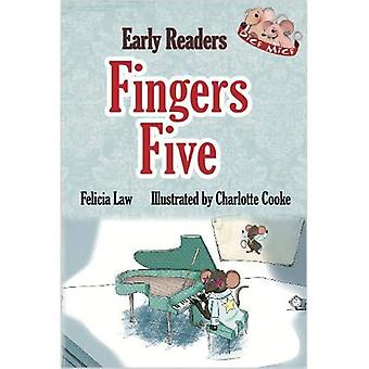 Fingers Five (Dice Mice Readers)