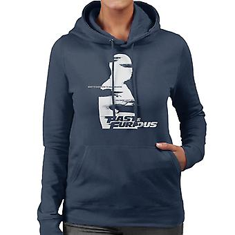 Fast and Furious Want To Know How To Kill A Shadow Quote Women's Hooded Sweatshirt