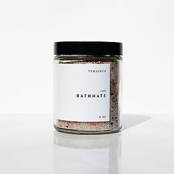 Bathmate  - Bath Salts With A Floral, Earthy Twist