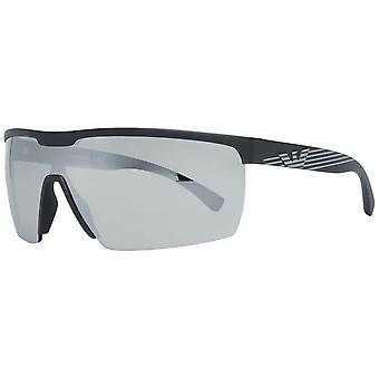 Emporio Armani Black Men Sunglasses