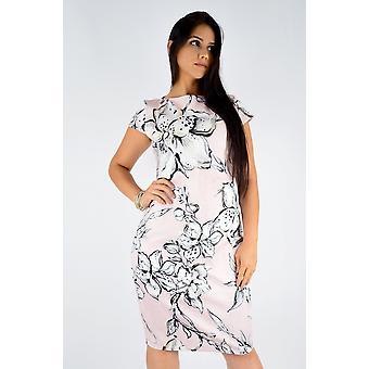 midi kjole