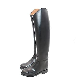 Horse Riding Smooth-boxleather Leather Lining Dressage Boots