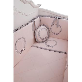Sueno Rosa Embroidered Sleeping Set - Baby Duvet Cover