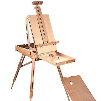 Portable Folding  Wooden Easel