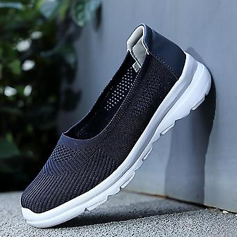 Summer Breathable Women's Flat Shoes Casual Sneakers Shoe
