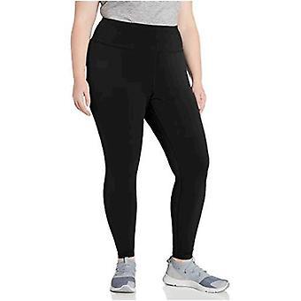 Essentials Kvinder's Plus Size Performance High-Rise Full-Length Legging