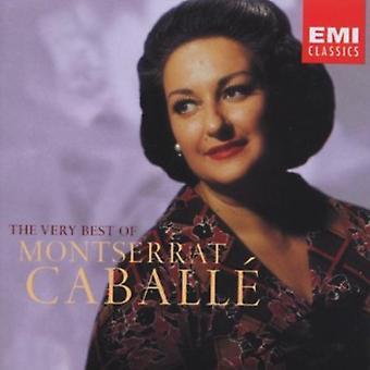 Montserrat Caballe - The Very Best of Montserrat Caball [CD] USA import
