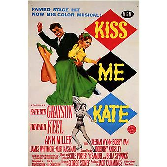Kiss Me Kate Movie Poster Print (27 x 40)