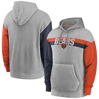 Män's Chicago Bears Pullover Hoodie Hooded Tröja 3WY224